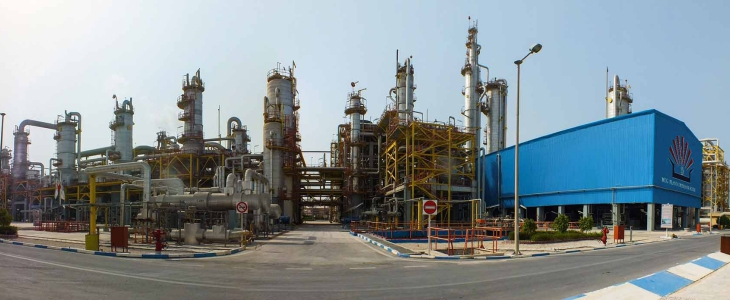 Project Industrial and non-industrial maintenance and repair Morvarid Petrochemical Co